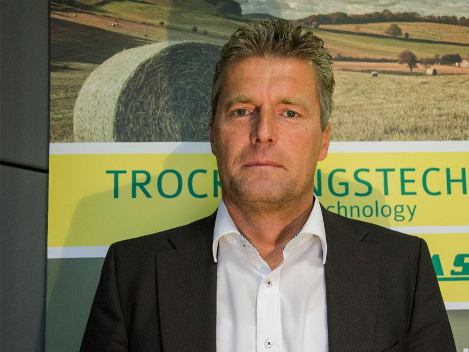 Michael Bruckmüller übernimmt Vertriebsleitung