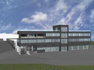 Das Bauvorhaben in Pöndorf wurde präsentiert.