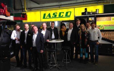 Agrialp in Bolzano – with LASCO